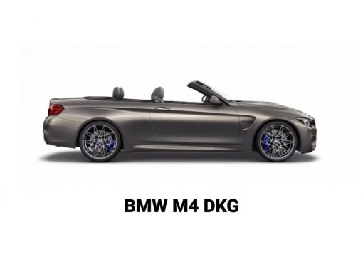 BMW M4 Competition Cabrio
